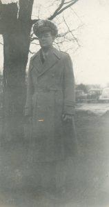 1st LT. Charles Leverett M.D.R.P. Europe