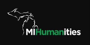 Logo for the MIHumanities organization
