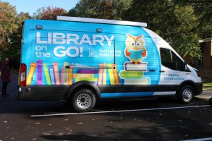 Library On the Go Van