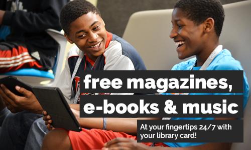 Free magazines, e-books, and magazines.