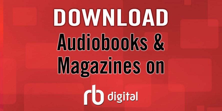 Download Audiobooks and Magazine on RBdigital