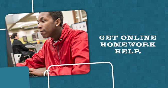 Homework Help | Ramsey County Library