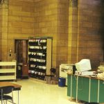 The Non-Fiction Room in 2000, before renovation (when it was the Magazine Room).