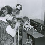 Audiovisual Department, 1961.