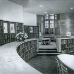 Youth Services Department after renovation in 1949.