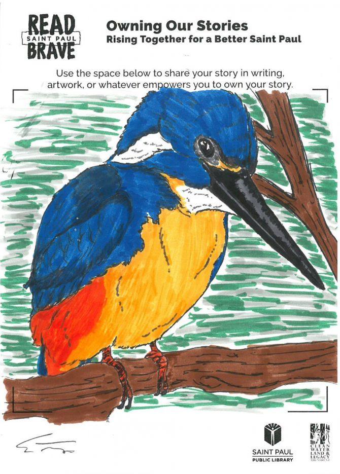 21 tropical bird