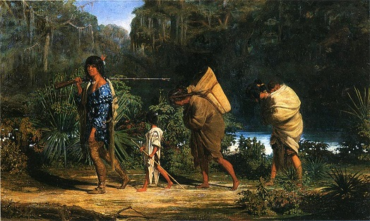 National Native American Heritage Month: The Natives of St  Tammany
