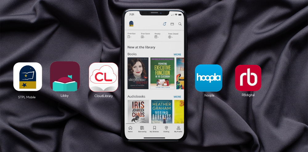 Library Apps Image