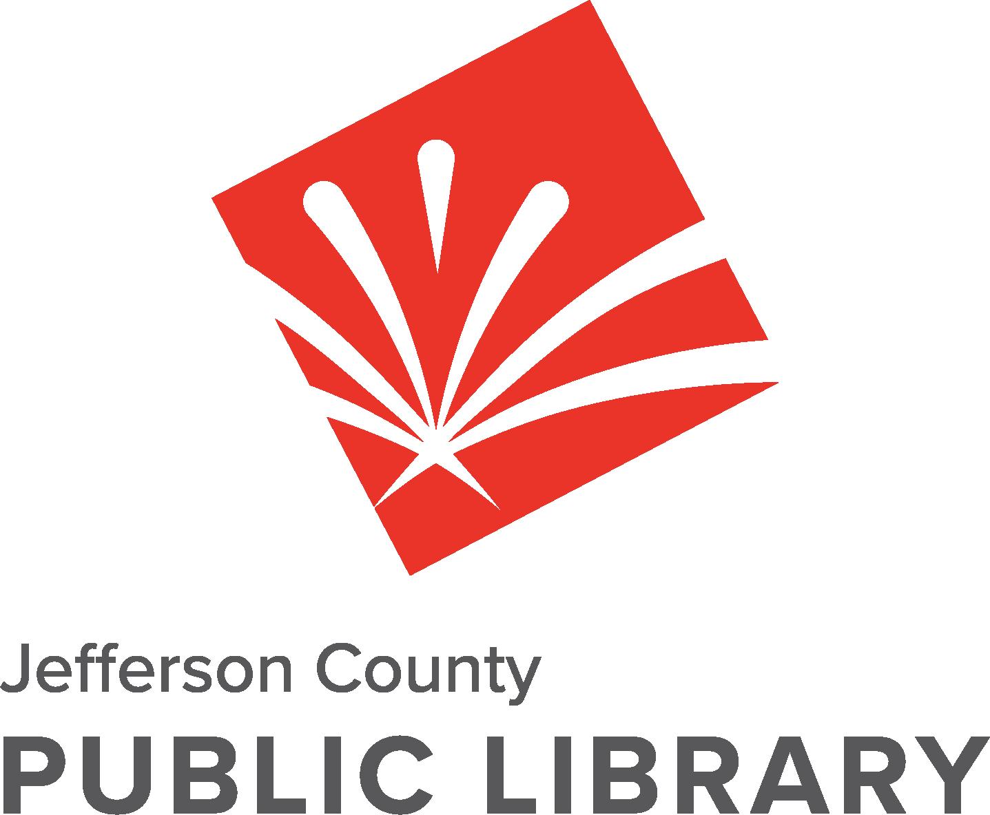 Jefferson County Public Library logo