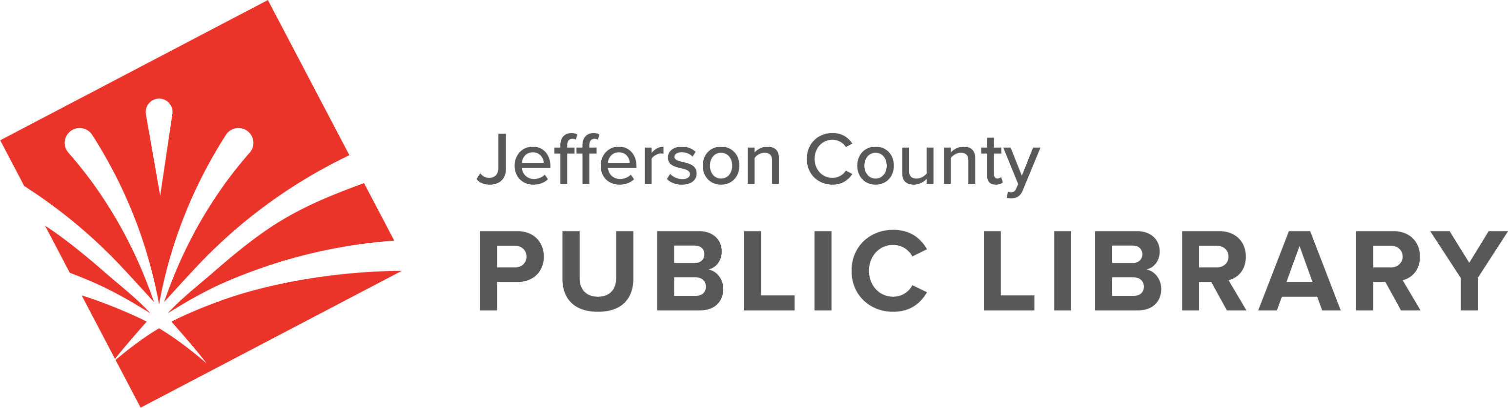 Jefferson County Public Library Logo