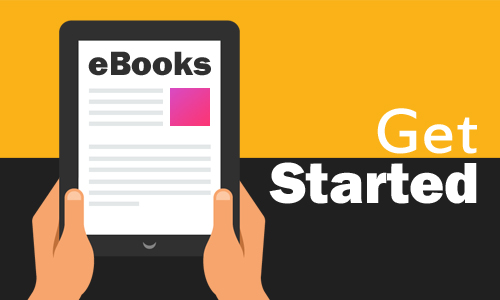ebooks get started