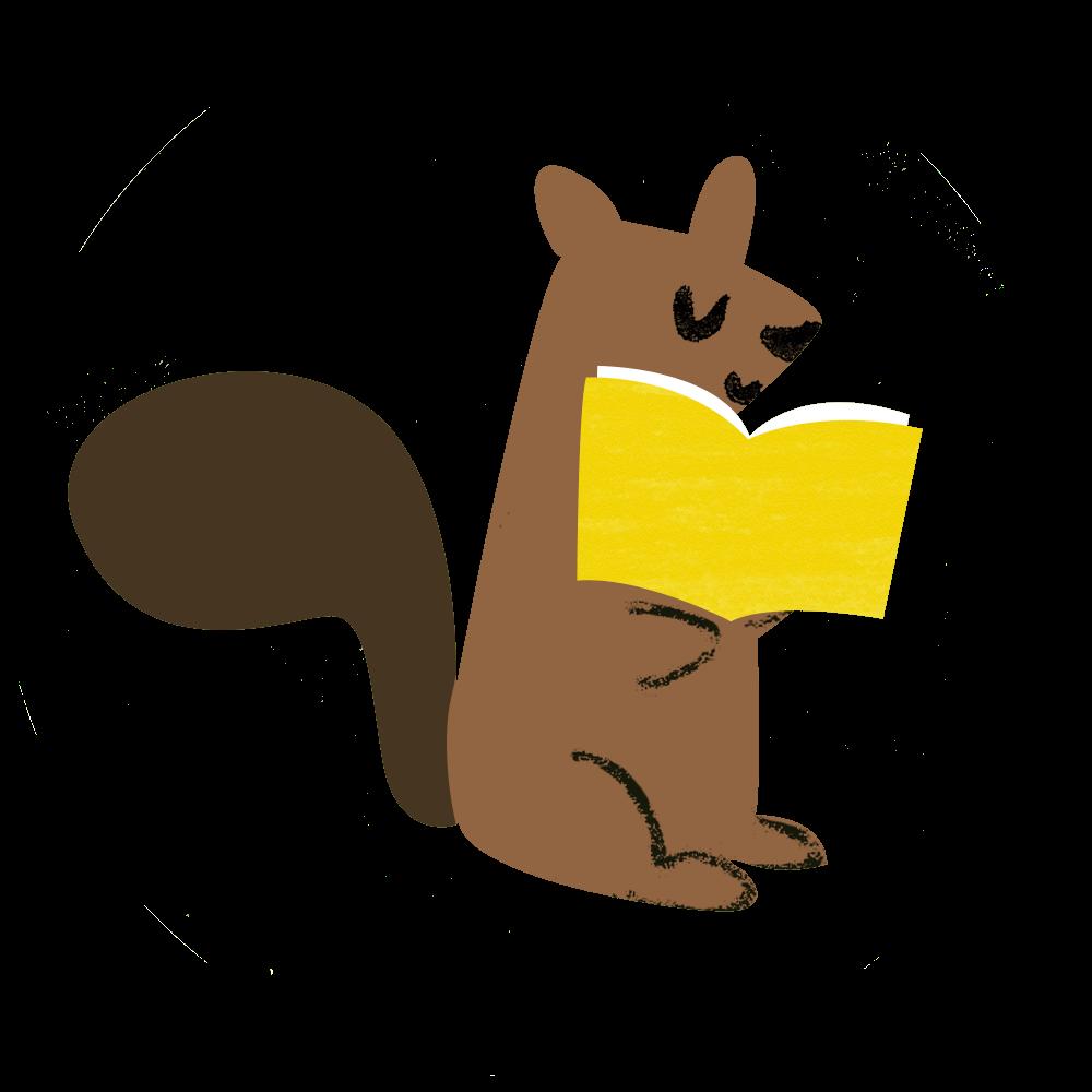 squirrel-reader