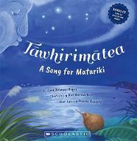 Cover of Tāwhirimātea: A song for Matariki