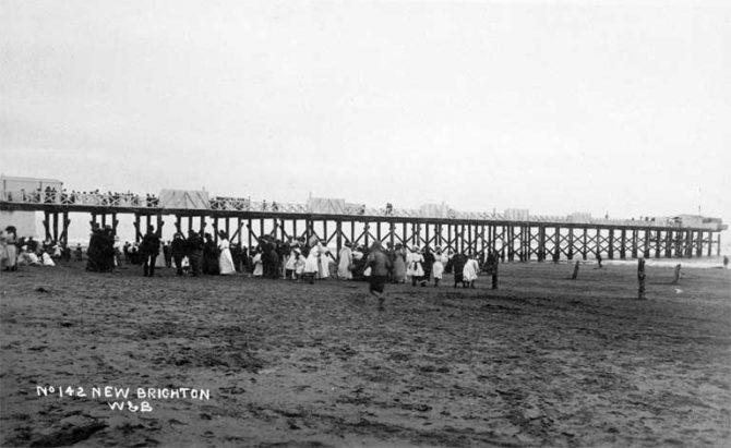 New Brighton Pier, [ca. 1900]