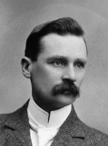 Henry George Ell, ca. 1902