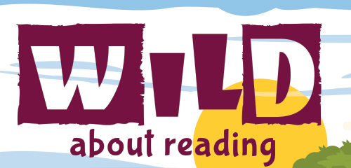 Wild about reading graphic