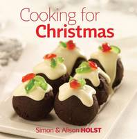 Book cover of Cooking for Christmas