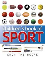 Cover of Children's Book of Sport
