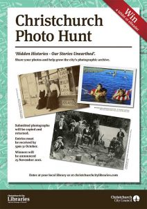 Christchurch Photo Hunt 2016