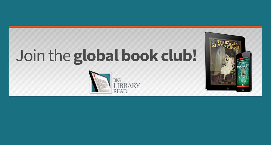 Big Library Read - Join the global book club