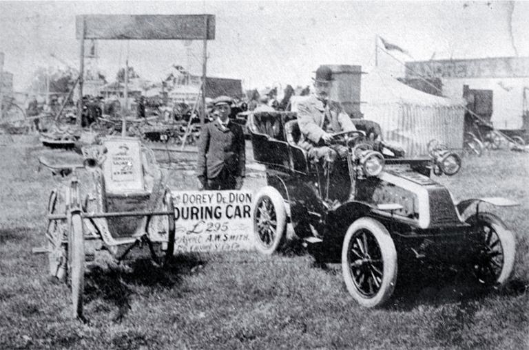 Dory de Dion motor car [1903] CCL PhotoCD 6, IMG0009