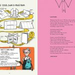 Make your own book, and Lost items by James Brown, in Annual