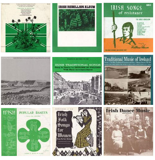 Stream some traditional Irish music for St Patrick's Day