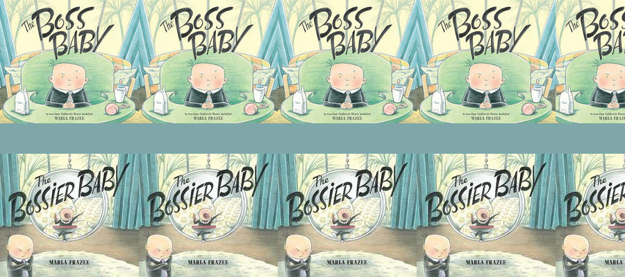 Boss Baby - based on a book   Christchurch City Libraries
