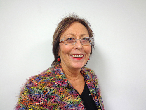 Pam Jones, convenor of judges for the NZ Book Awards for Children and Young Adults. Image via New Zealand Book Awards Trust