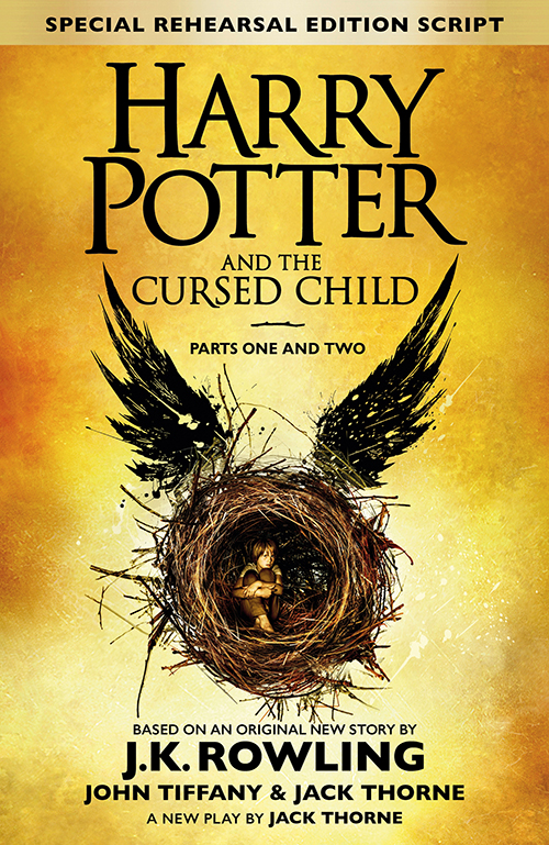 Harry Potter and the Cursed Sequel | Christchurch City Libraries
