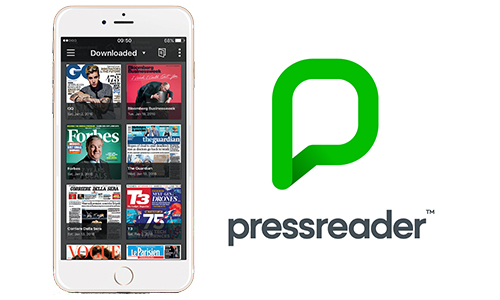Pressreader eresources