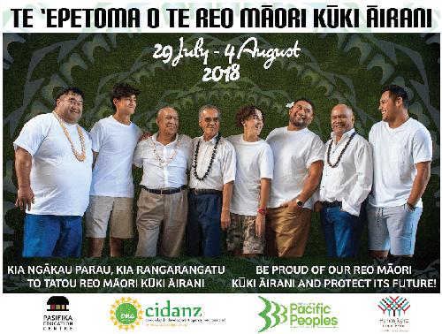 Cook islands language week te epetoma o te reo kki irani cook islands language week te epetoma o te reo kki irani m4hsunfo