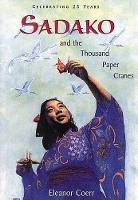 Cover of Sadako and the thousand paper cranes