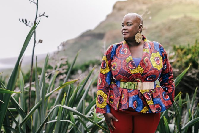 Sonya Renee Taylor. Image supplied.