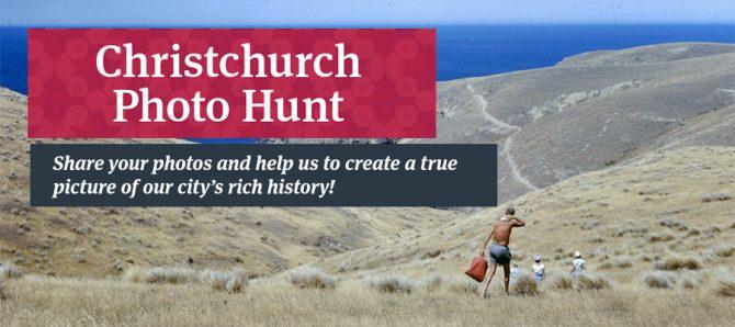 Christchurch Photo Hunt | Christchurch City Libraries