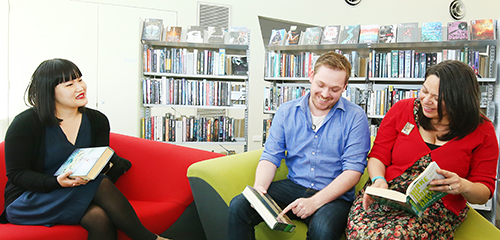 Books and reading | Christchurch City Libraries