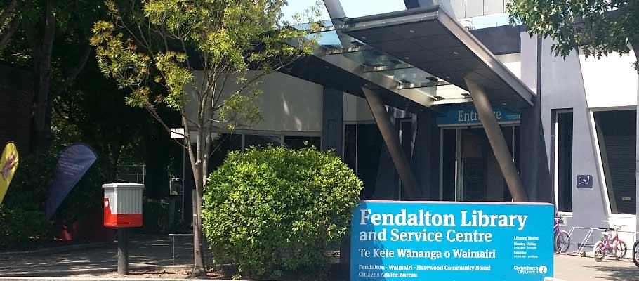 Photo of Fendalton Library