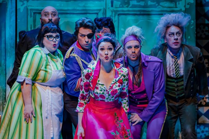 NZ Opera: Bravo, The Barber of Seville! | Christchurch City