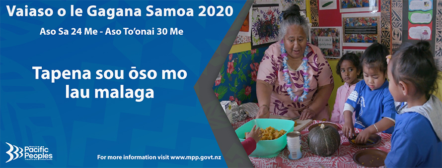 Samoa Language Week