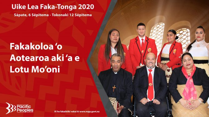 Tonga Language Week Facebook