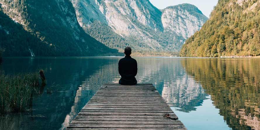 Man-alone-personal-development