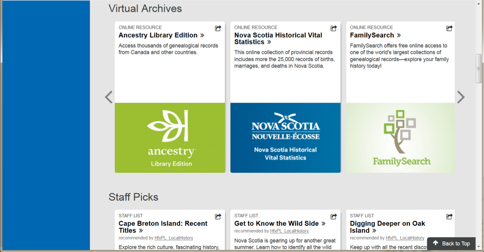 5 Tips for Using Ancestry com Library Edition | Halifax