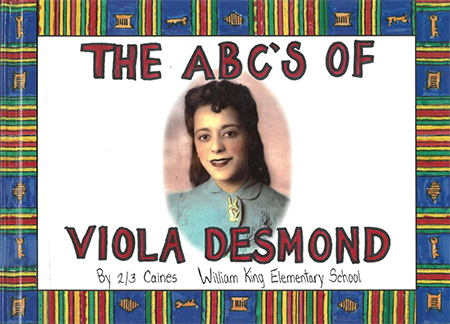The ABC's of Viola Desmond