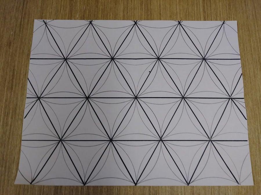 Image of Disc-O-Math final product