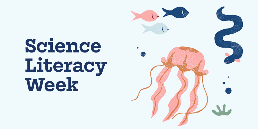 September 21-27, 2020 is Science Literacy Week in Canada. This year's theme is: B is for Biodiversity. Dive into to the mysteries of our planet, locally! Check out our recent content below for inspiration.