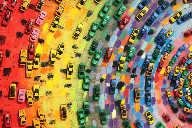 Art House Lv Life In Vibrant Color Las Vegas Clark County