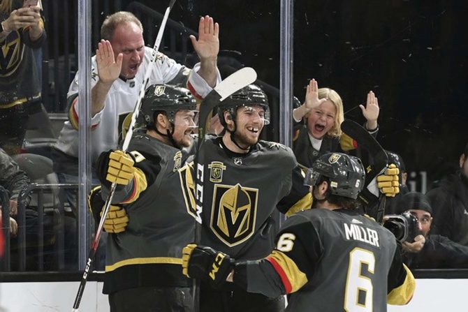 Vegas Golden Knights by Las Vegas News Bureau | Las Vegas