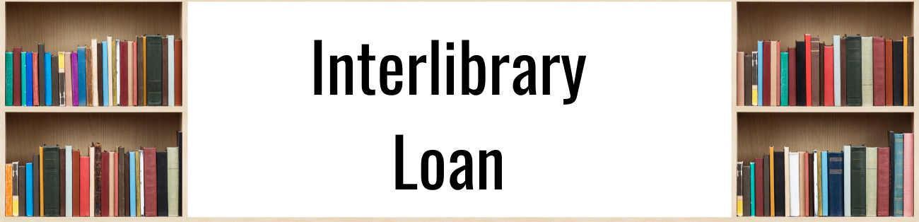 Copy of Interlibrary Loan