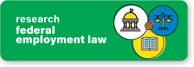 Research Federal Employment Law