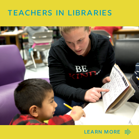 Teachers in Libraries